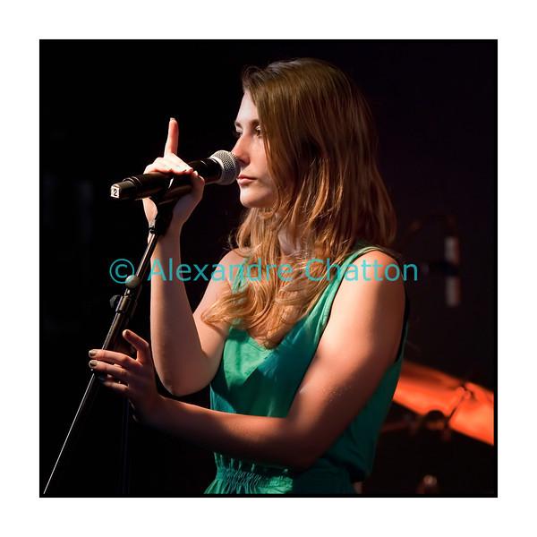 Crystal Fighters.<br /> <br /> Vendredi 1er juillet 2011:2e jour du 45e Montreux Jazz Festival.