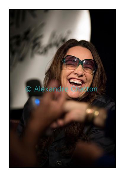 Ana Carolina.<br /> <br /> Samedi 9 juillet 2011 au 45e Montreux Jazz Festival.