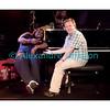 Roachie et Andy Wright.<br /> <br /> Mercredi 6  juillet 2011 au 45e Montreux Jazz Festival.