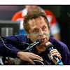 """Jeudi 5 juillet 2012, Montreux Jazz Festival: Garland Jeffreys en interview dans """"Paradiso"""" sur La 1ère."""