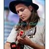 """Mardi 3 juillet 2012, Montreux Jazz Festival: Jamie N Commons en interview dans """"Paradiso"""" sur La 1ère."""