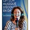 Vendredi 1er juin 2012, Festival Pully-Lavaux à l'heure du Québec: Isabelle Boulay sur Option Musique.