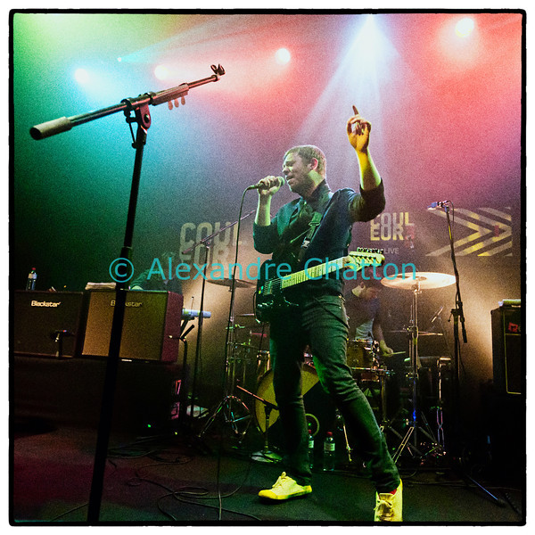 Couleur 3 Live: Everything Everything