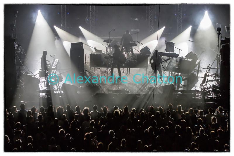 Samedi 9 novembre 2013, Metropop Festival, Lausanne: Puggy en concert.