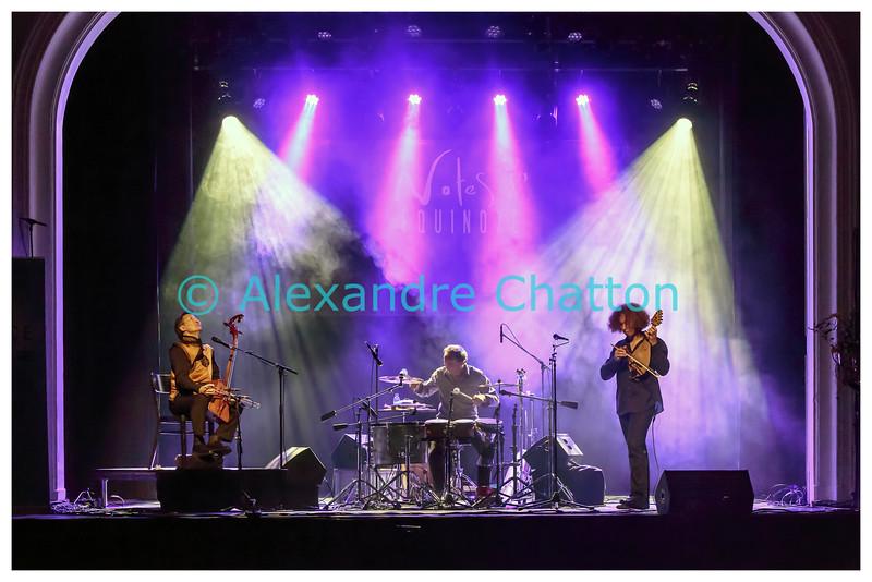 Notes d'Equinoxe - Les Violons Barbares
