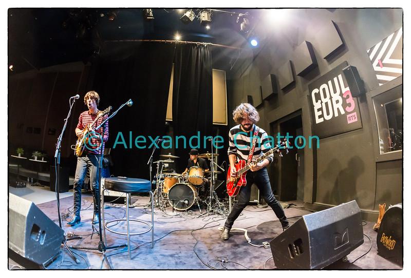 The Revox en showcase