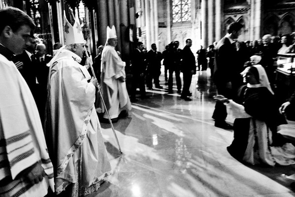 Pope Benedict XVI  - St. Patrick's Cathdral, NYC - April 19th, 2008 - Pic 23