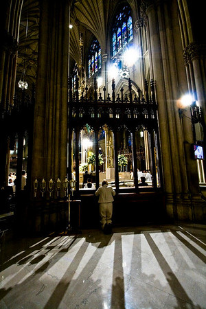 Pope Benedict XVI  - St. Patrick's Cathdral, NYC - April 19th, 2008 - Pic 18