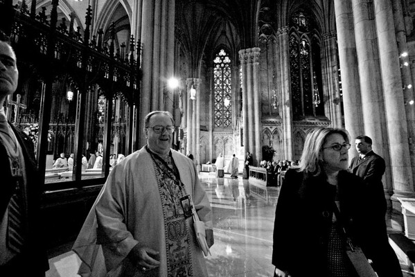 Pope Benedict XVI  - St. Patrick's Cathdral, NYC - April 19th, 2008 - Pic 6