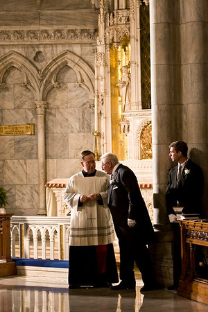 Pope Benedict XVI  - St. Patrick's Cathdral, NYC - April 19th, 2008 - Pic 39