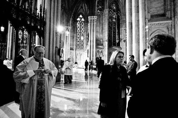 Pope Benedict XVI  - St. Patrick's Cathdral, NYC - April 19th, 2008 - Pic 7