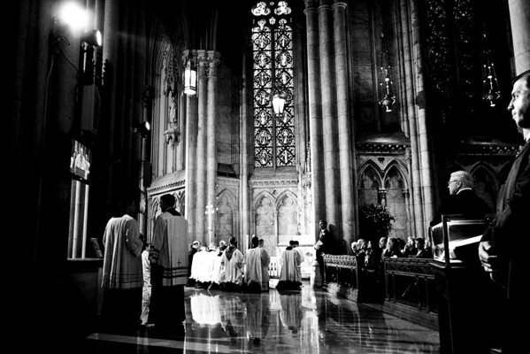 Pope Benedict XVI  - St. Patrick's Cathdral, NYC - April 19th, 2008 - Pic 8