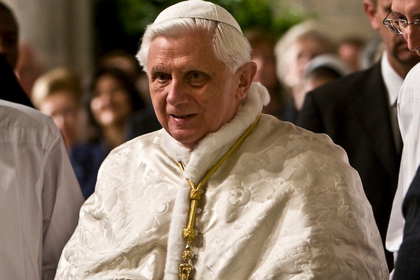 Pope Benedict XVI  - St. Patrick's Cathdral, NYC - April 19th, 2008 - Pic 45