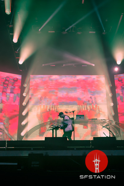 Porter Robinson's Second Sky Fest, Jun 15, 2019 at Middle Harbor Shoreline Park, Oakland