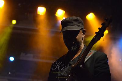 """Dwayne """"Smitty"""" Smith, Capital Jazz SuperCruise, Oct. 2012"""