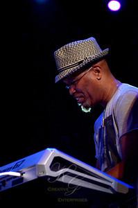 Bob Baldwin, Capital Jazz SuperCruise, Oct. 2012
