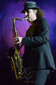 Boney James, Capital Jazz SuperCruise, Oct. 2012