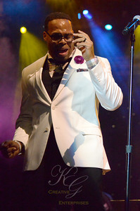 Eric Roberson, Capital Jazz SuperCruise, Oct. 2012