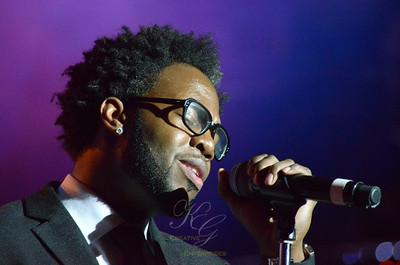 Dwele, Capital Jazz SuperCruise, Oct. 2012