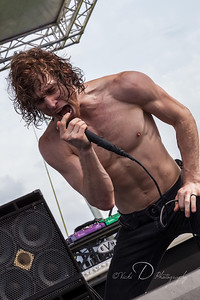 Jonny Hawkins of Nothing More