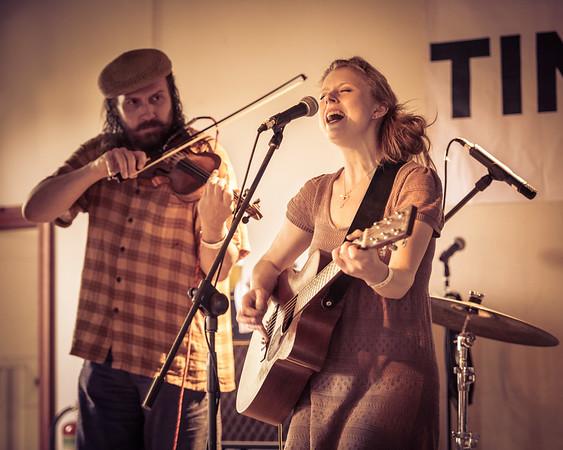 Troubadour Rose Tingestock