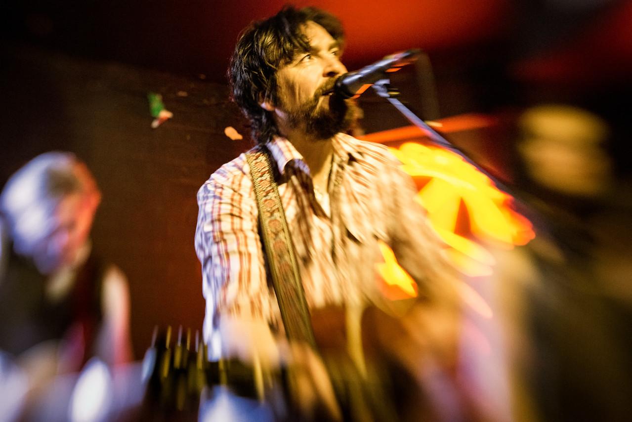 Pete Gow Rocking