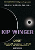 Poster for Kip Winger's acoustic show at Smuget Club in Oslo November 19, 2008.
