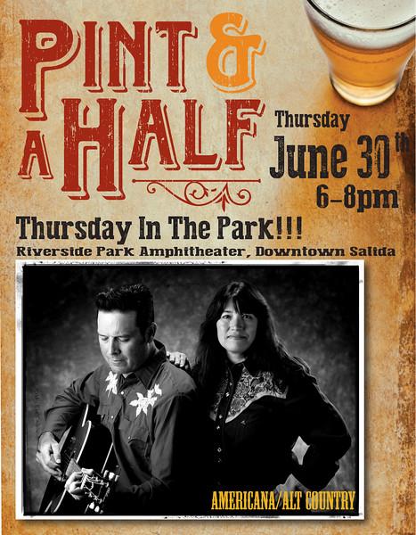 Pint & a Half Poster Park