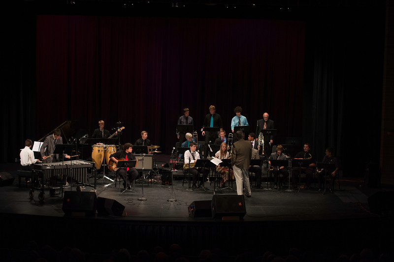 Prescott High School Jazz Ensemble