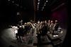 The Prescott Jazz Summit All-Star Big Band at the Saturday night concert in the Prescott High School Auditorium.