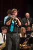 Andy Frost, Prescott High School Jazz Ensemble