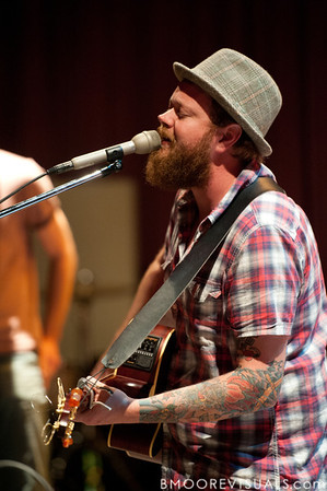 Preson Phillips performs on March 20, 2010 at Springs Theater in Tampa, Florida