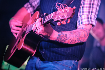 """Preson Phillips performs on November 5, 2011 during his """"Wrath"""" album release show at The Kennedy 2.0 in Tampa, Florida"""