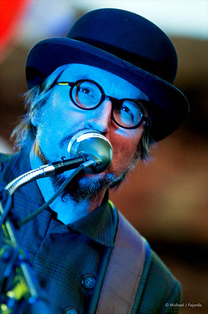Les Claypool Primus Opening for The Flaming Lips Red Rocks Amphitheater Morrison, CO August 4, 2011