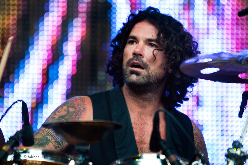 8a66a413d5b Drummer Jay Lane Primus Opening for The Flaming Lips Red Rocks Amphitheater  Morrison, CO August