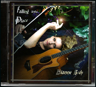 Falling Into Place 2010 Juno nominee CD for Dianne Body ... July 26, 2009 http://www.lithiummagazine.com/dianne-body-gypsygrass-collection