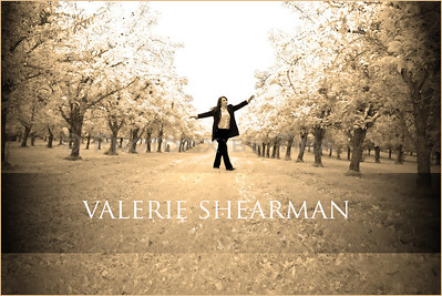 Valerie Shearman CD photoshoot ...