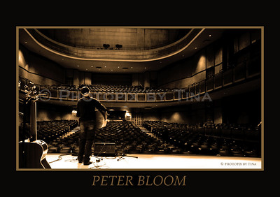 Peter Bloom Band ... March 25, 2009