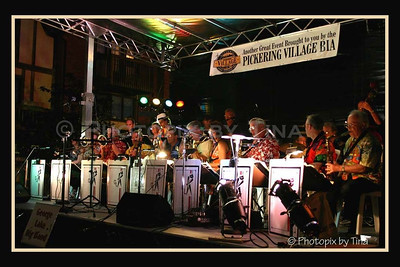 Pickering Village Jazz Festival with the George Lake Big Band ...  http://www.georgelakebigband.com/photos-2007-1.htm