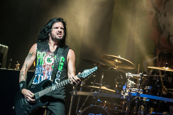Prong with Local Guests 10-10-2014