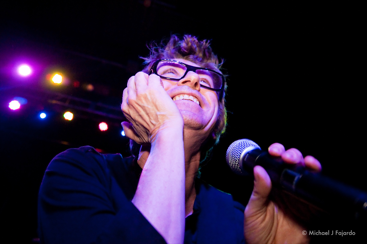 Richard Butler<br /> The Psychedelic Furs<br /> Summit Music Hall<br /> Denver, CO  September 21, 2011