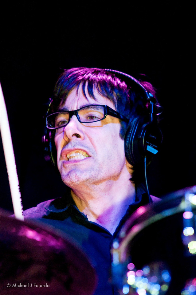 Paul Garisto<br /> The Psychedelic Furs<br /> Summit Music Hall<br /> Denver, CO  September 21, 2011