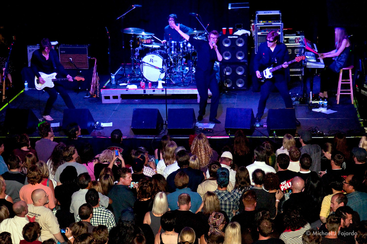 The Psychedelic Furs<br /> Summit Music Hall<br /> Denver, CO  September 21, 2011