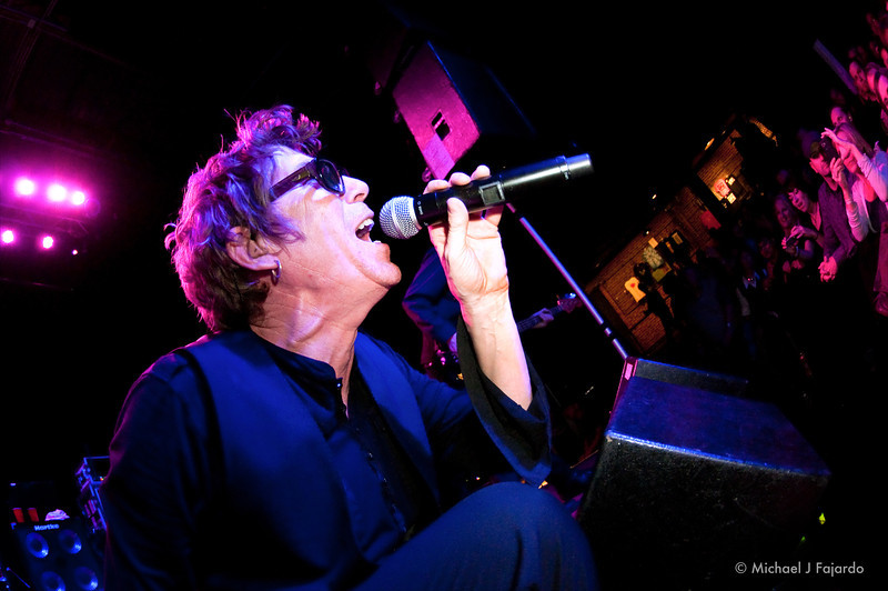 Richard Butler The Psychedelic Furs Summit Music Hall Denver, CO  September 21, 2011