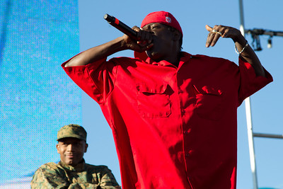 Flavor Flav, Public Enemy, 10/13/2012, Treasure Island Music Festival, San Francisco