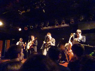 Punch Brothers - Houston - 1/29/2013