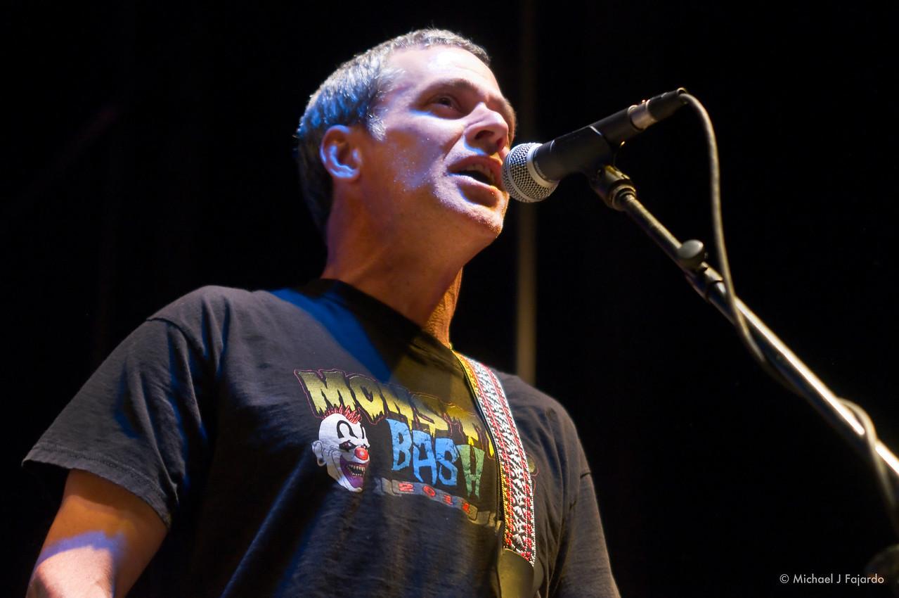Karl Alvarez<br /> Descendents<br /> BYO Records' 13th Annual Punk Rock Bowling Music Festival<br /> Las Vegas, NV  May 29, 2011