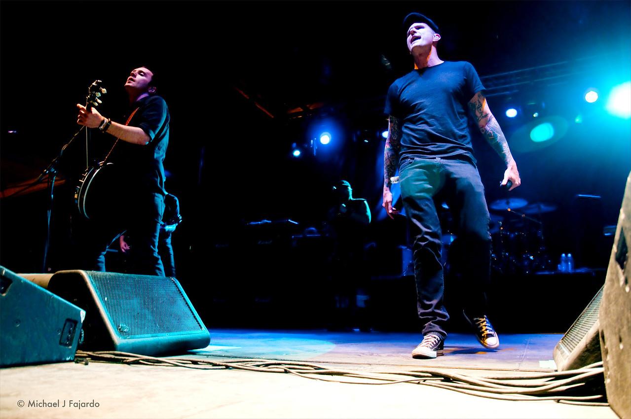 Dropkick Murphys BYO Records' 13th Annual Punk Rock Bowling Music Festival Las Vegas, NV  May 28, 2011