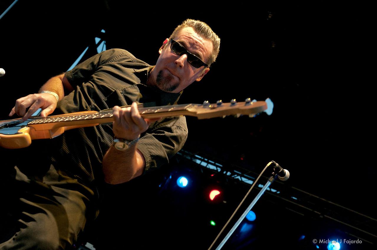 Jeff Roffredo The Aggrolites BYO Records' 13th Annual Punk Rock Bowling Music Festival Las Vegas, NV  May 28, 2011