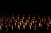 Choirs '09-'10 (Seth) : QCHS choirs in Christmas concerts, December 2009 (warning: photos have not been edited, lightened, or color-corrected yet)